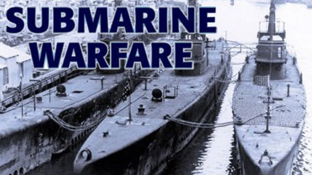 Submarine Warfare of World War II