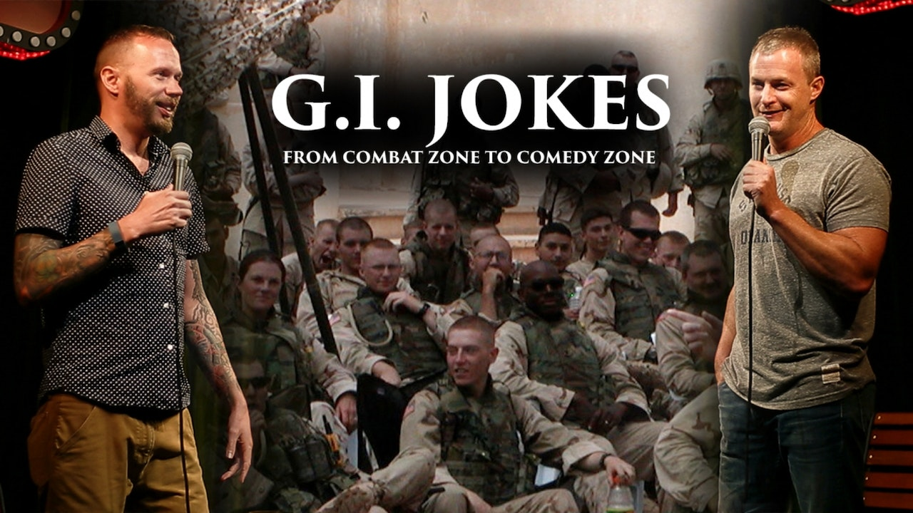 G.I. Jokes: From Combat Zone to Comedy Zone Blurred
