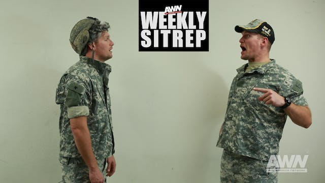 Weekly SITREP - USMC Gets Bigger, No ...