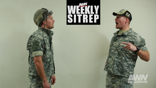 Weekly SITREP - USMC Gets Bigger, No Draft for Women, Chelsea Wants Out!