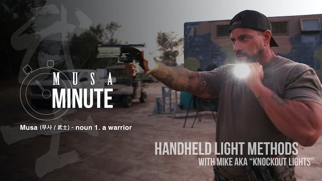 Musa Minute: Handheld Lights