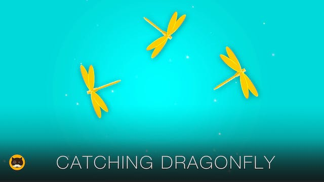 Games for Cats - Dragonflies