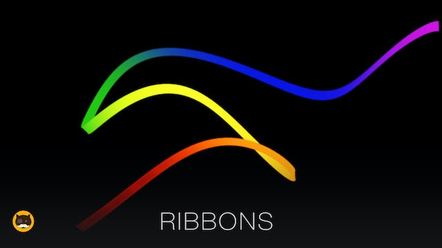 Games for Cats - Ribbons