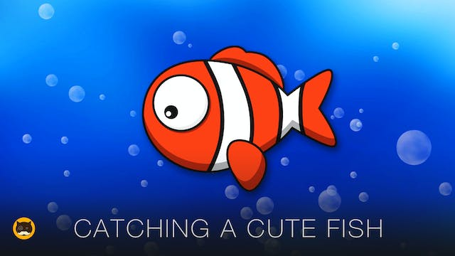 Fish Video for Cats - Cute Fish