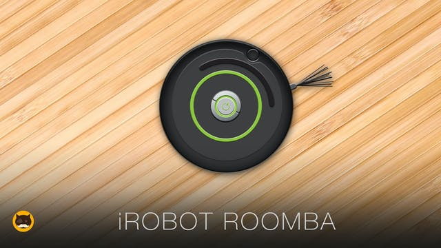 Videos for Cats - iRobot Roomba