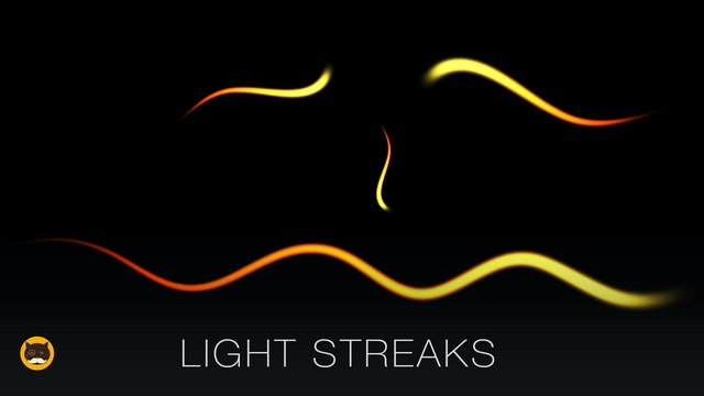 Movies for Cats - Catching Light Streaks