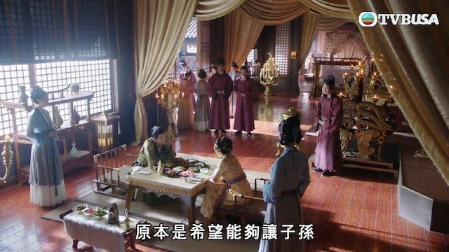 燕雲台(粵語) 第21集