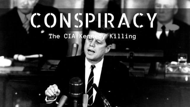 Conspiracy: The CIA Kennedy Killing