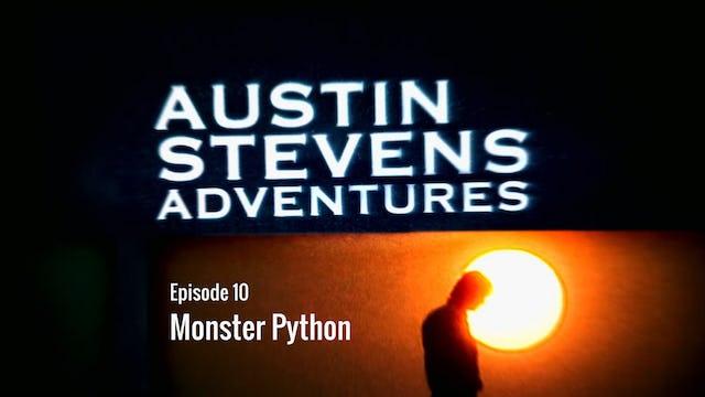 Austin Stevens Adventures: Episode 10