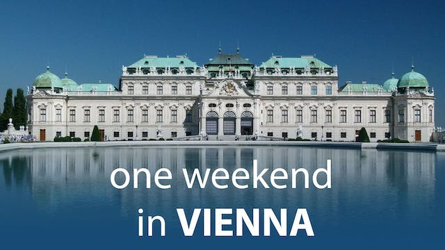 One Weekend in Vienna