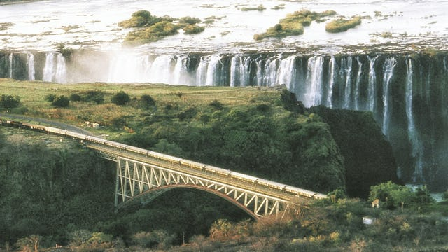 Railcruise: Cruising Africa with Rovos Rail