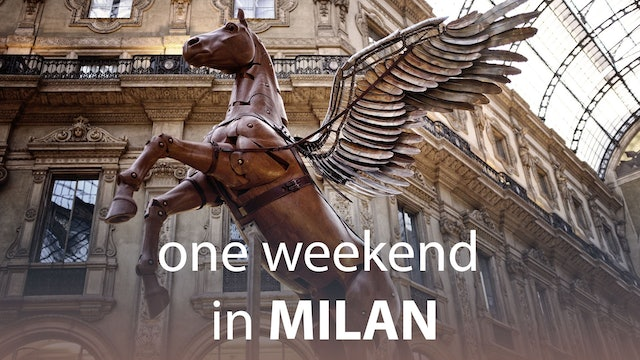 One Weekend in Milan