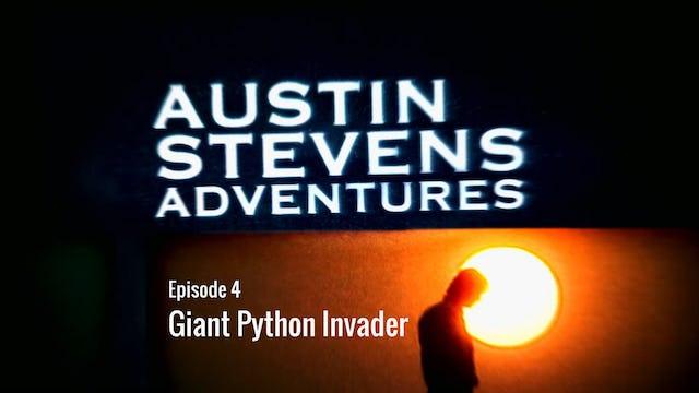 Austin Stevens Adventures: Episode 4