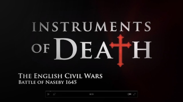 Instruments of Death: The English Civil Wars