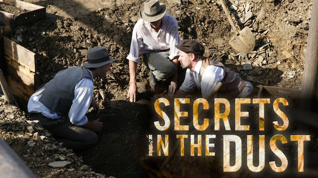 Secrets in the Dust: Hunting for the Ice Age