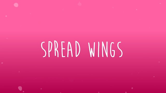 Spread Wings: Upper Body, Arms & Shoulders