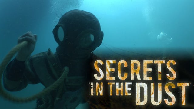 Secrets in the Dust: A Dive into History