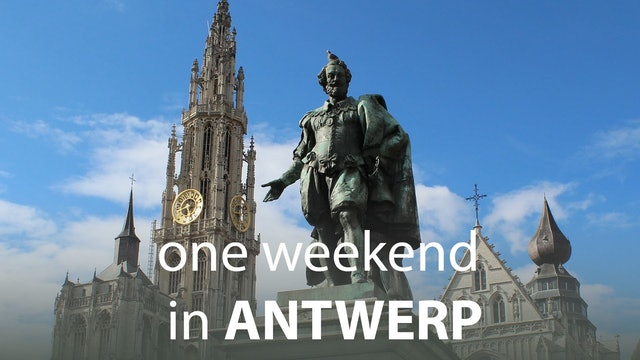 One Weekend in Antwerp