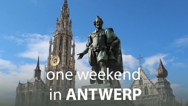 One Weekend in Antwerp