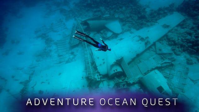Adventure Ocean Quest: Fragile Mediterranean