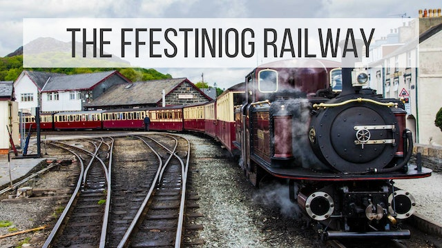 The Ffestiniog Railway