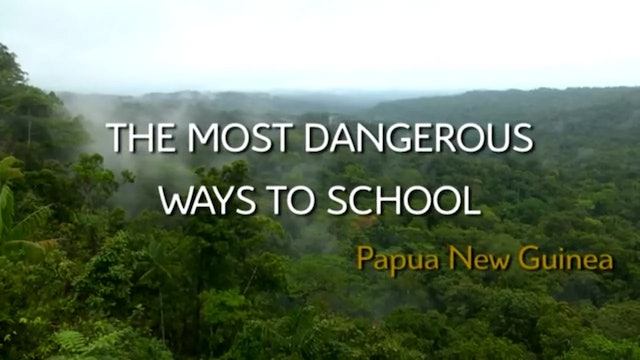 The Most Dangerous Ways to School: Season 2