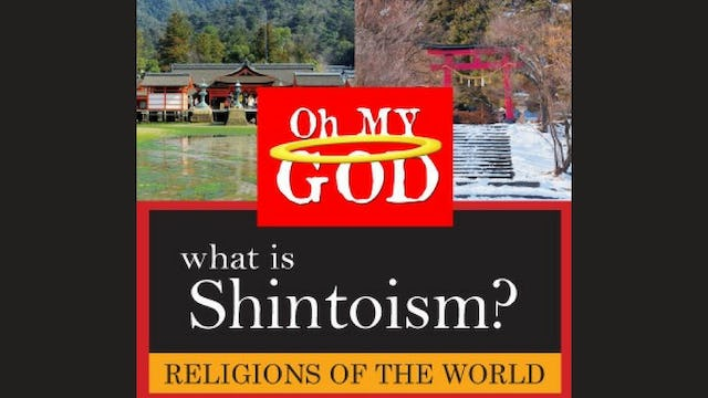 What is Shintoism?