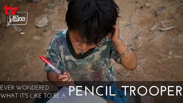 PENCIL-TROOPER