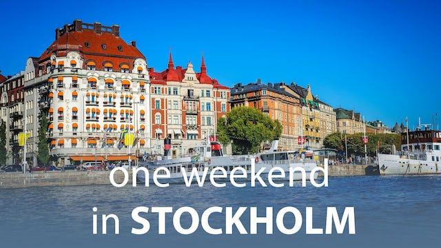 One Weekend in Stockholm VOID
