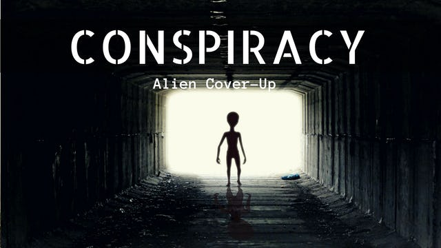 Conspiracy: Alien Cover-Up