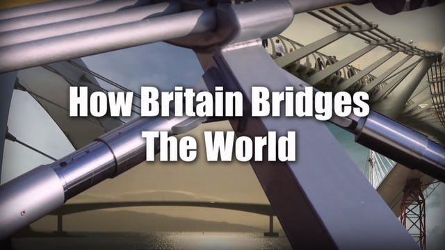 How Britain Bridges The World