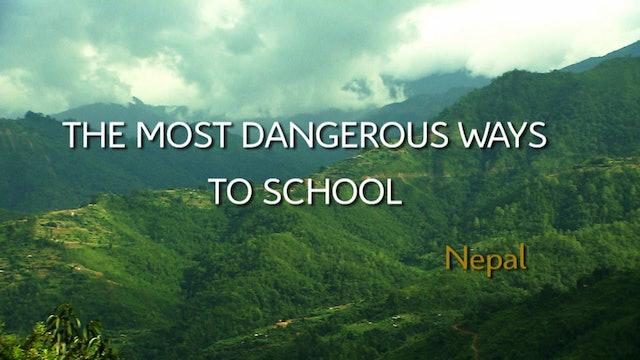 The Most Dangerous Ways to School: Season 1