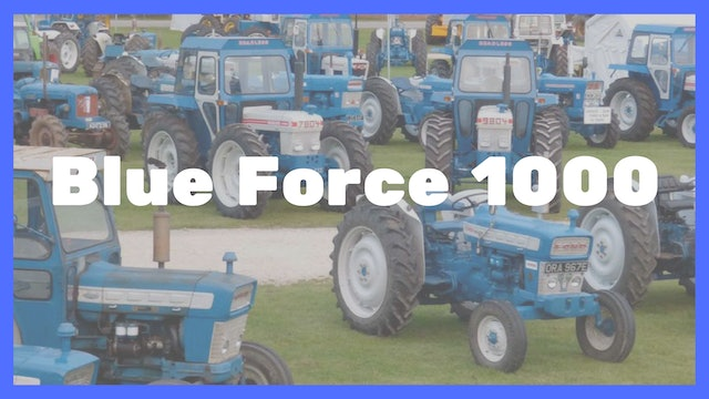 Blue Force 1000