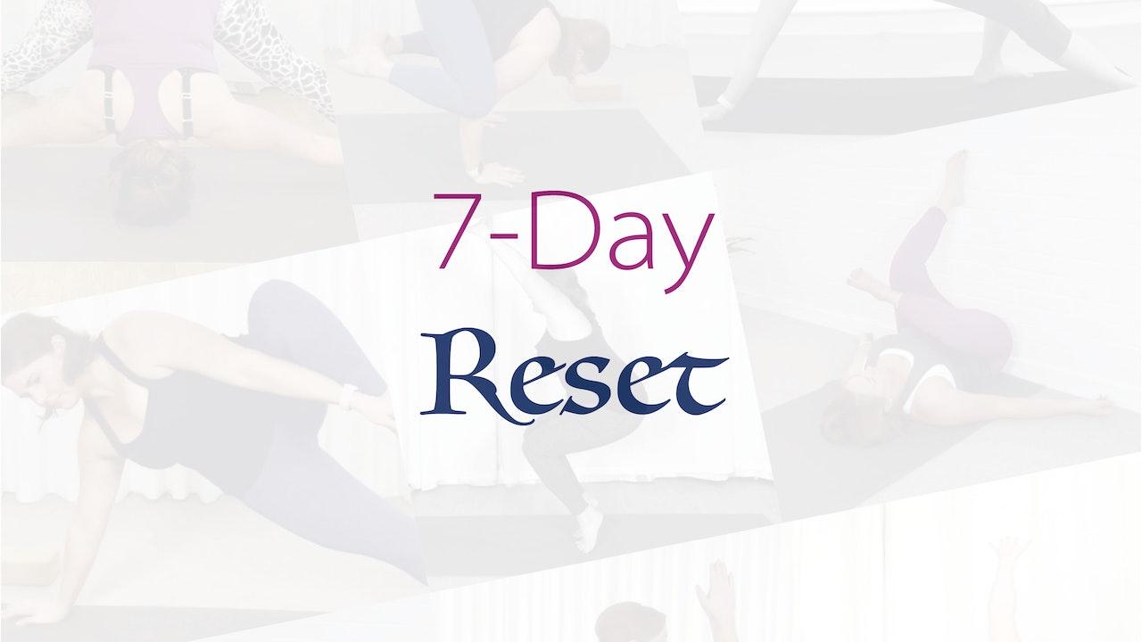 7-day Reset
