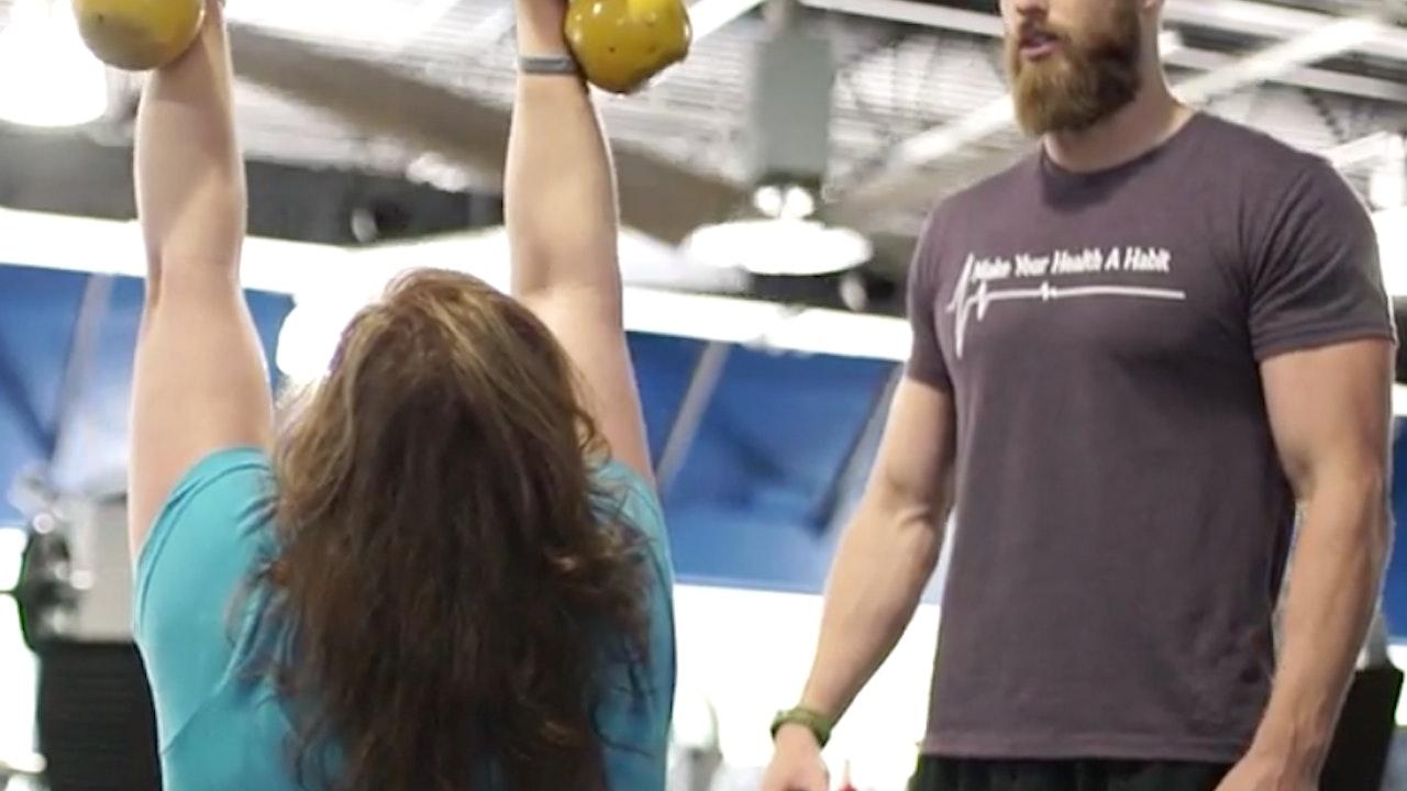 30 Day - Beginner Workout