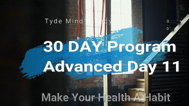 Day 11 Advanced
