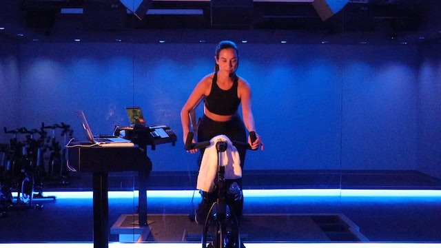 URIDE with Candice #2 - 45 mins