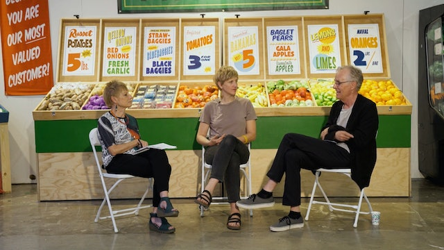 The Plastic Bag Store: A Behind-The-Scenes Conversation