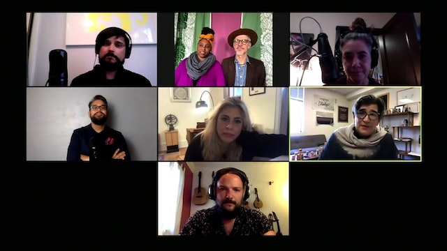 A Conversation with Tune In Festival Artists