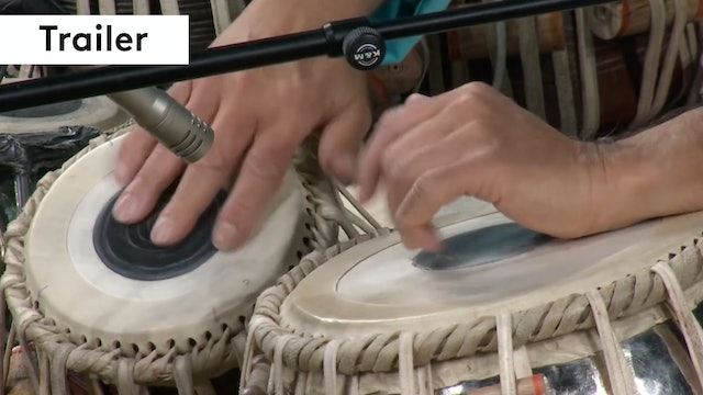 Zakir Hussain and Masters of Percussion: Trailer