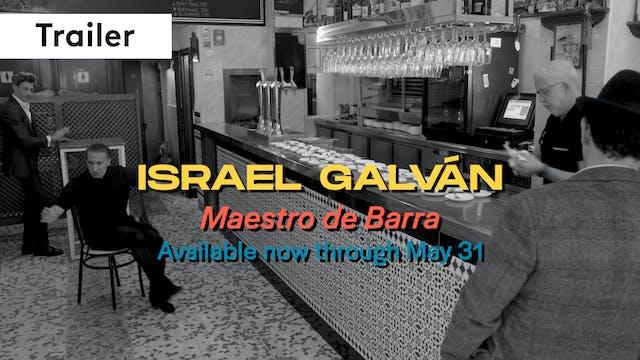 Israel Galván: Trailer