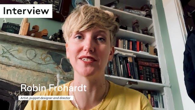 Meet Robin Frohardt