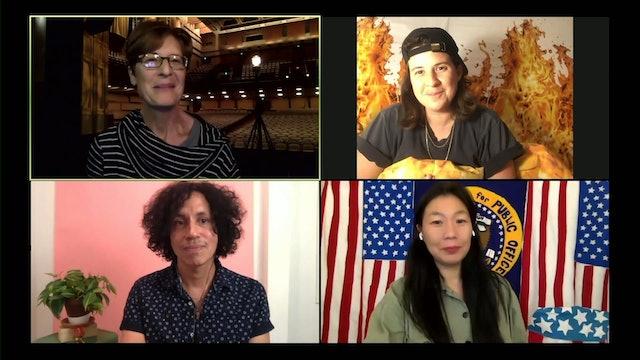 L.A. Omnibus: Constance Hockaday, Daniel Alexander Jones & Kristina Wong