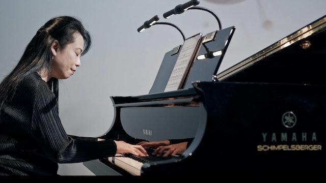 Sun, Jan 10: Piano Sonata by Philip Glass | Performed by Maki Namekawa