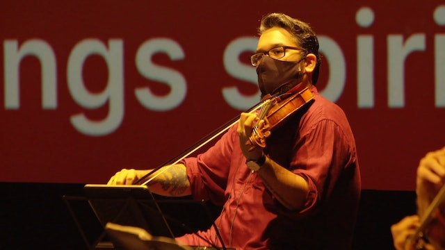 Vijay Gupta and Los Angeles Poverty Department, with Kronos Quartet