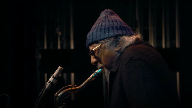 Sat, Jan 16: Charles Lloyd: Kindred S...
