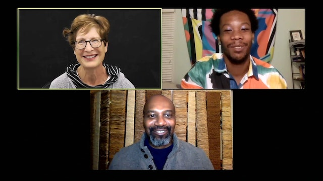 Discussion with Ronald K. Brown & Barry Brannum