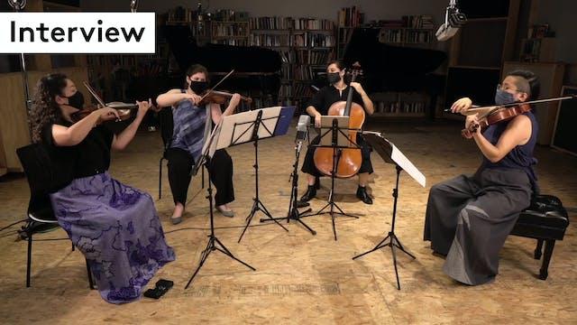 Meet the Aizuri Quartet
