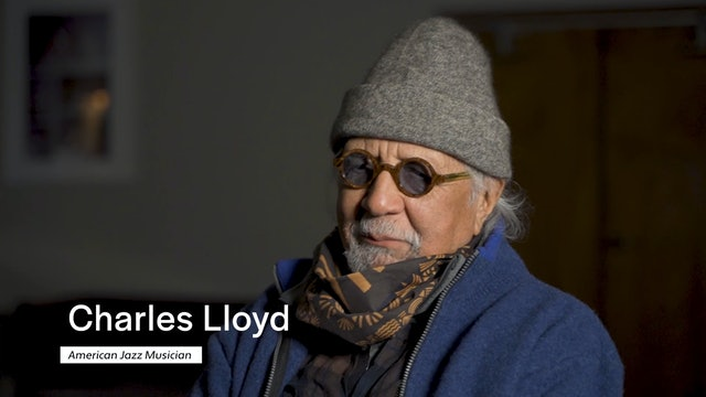 Meet Charles Lloyd