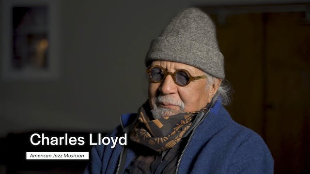 Meet Charles Lloyd
